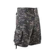 Vintage Infantry Utility Shorts, Subdued Urban Digital Camo