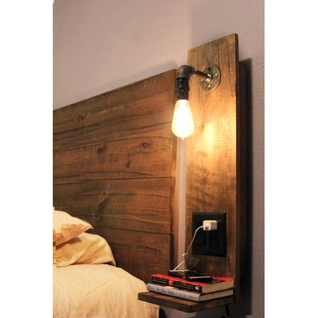 17 stories zinaida floating nightstand set of 2. Black Bedroom Furniture Sets. Home Design Ideas