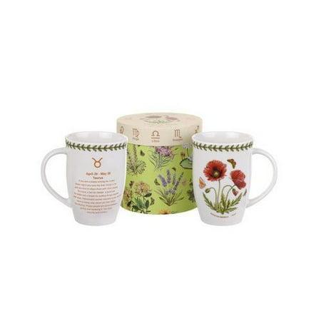 Portmeirion Botanic Garden Zodiac Taurus Mug 201 151 8483