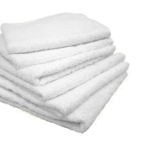 Heavy Duty Terry Cloth - GHP 10Lbs White 12