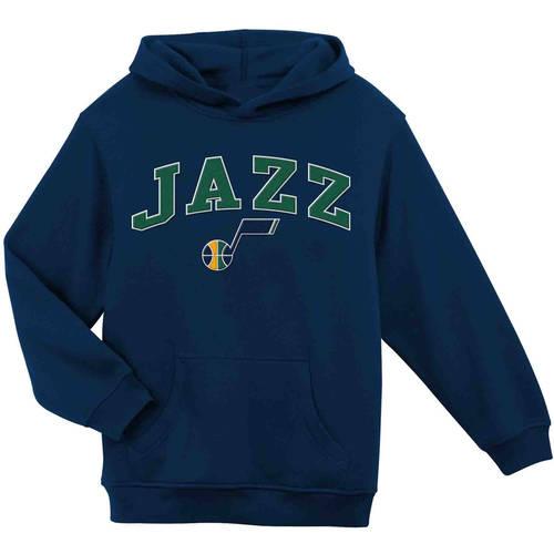 NBA Utah Jazz Youth Team Hooded Fleece