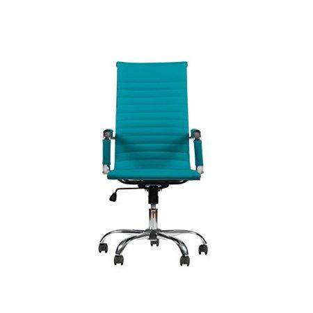 Excellent Winport Furniture Wf 5050L High Back Leather Executive Desk Chair Sky Blue Dailytribune Chair Design For Home Dailytribuneorg