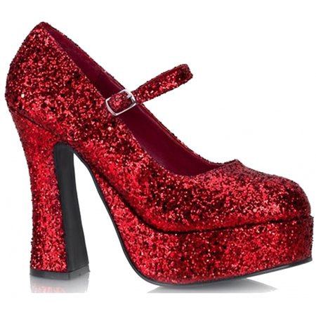 - Dolly-50G Adult Shoes Red - Size 6