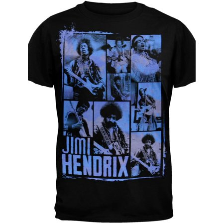 Jimi Hendrix - Boxes T-Shirt