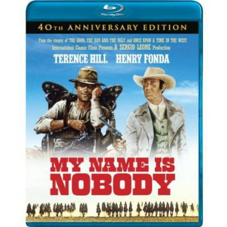 My Name Is Nobody (Blu-ray) - Halloween Is My Name