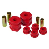 Prothane 96-00 Honda Civic Front Lower Control Arm Bushings - Red