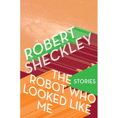 The Robot Who Looked Like Me - eBook