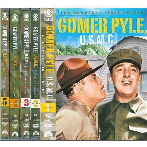 Gomer Pyle U.S.M.C.: Complete Series Pack (Full Frame)