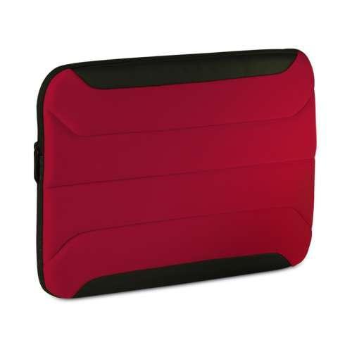 "Targus TSS13504US Zamba Netbook Sleeve - Fits Netbooks up to 10.2"", Red"