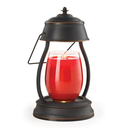 Candle Warmers Etc. Oil Rubbed Bronze Hurricane Candle Warmer Lantern