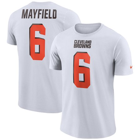 new photos e30a8 d2f60 Baker Mayfield Cleveland Browns Nike Dri-FIT Player Pride ...