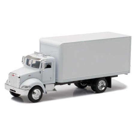 1/43 Peterbilt 335 White Box Truck