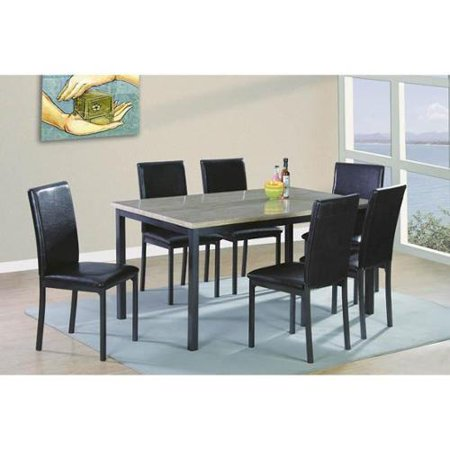 easy home living 7 piece dining set