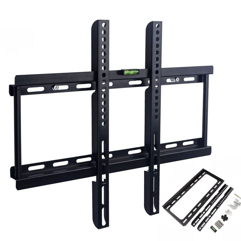 Yosoo TV Wall Mount Monitor Bracket with Full Motion for 26 27 32 46 50 55 inch LED LCD Flat Screen