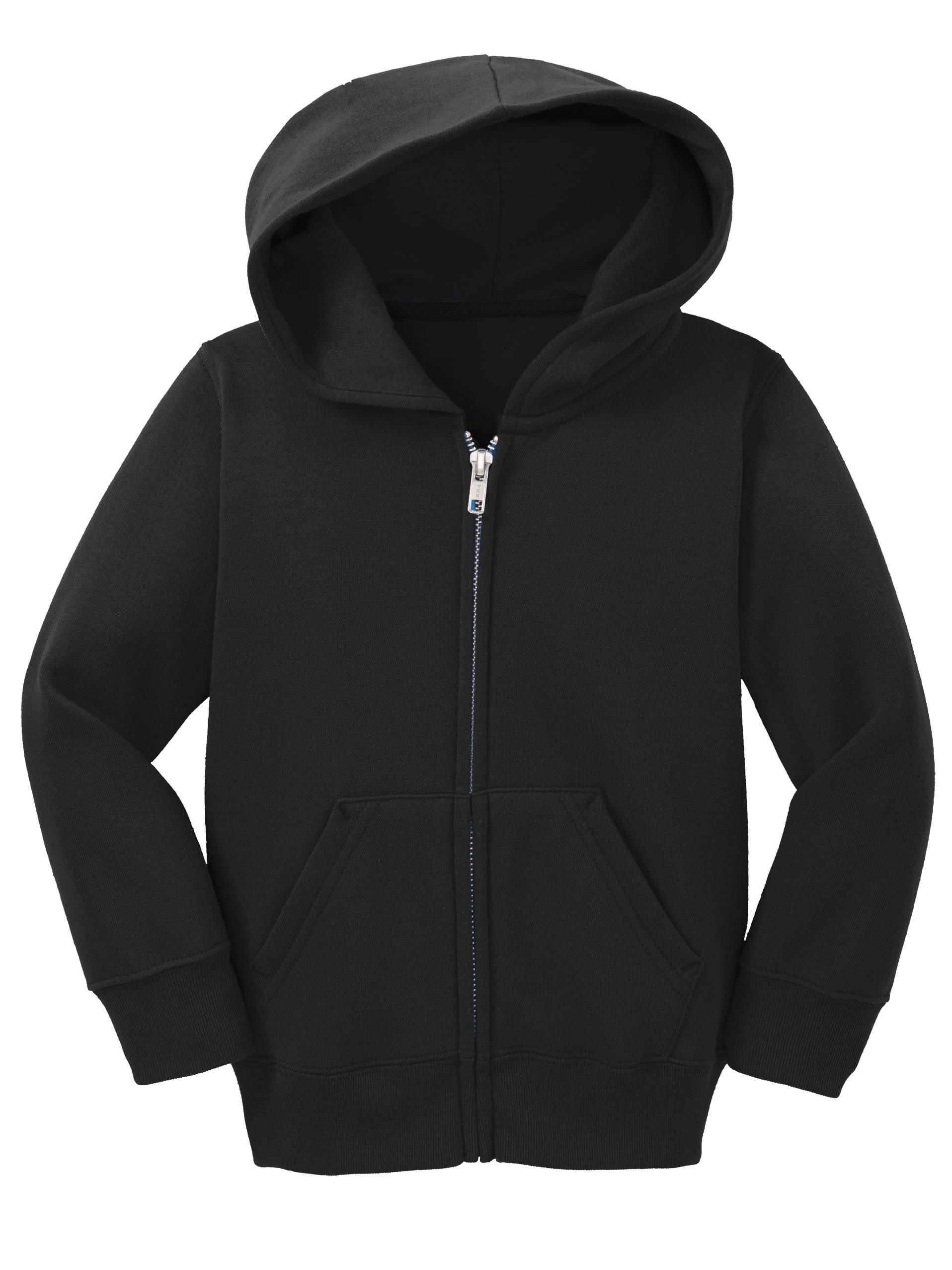 Gravity Threads Toddler Fleece Zip-Up Hoodie Sweater