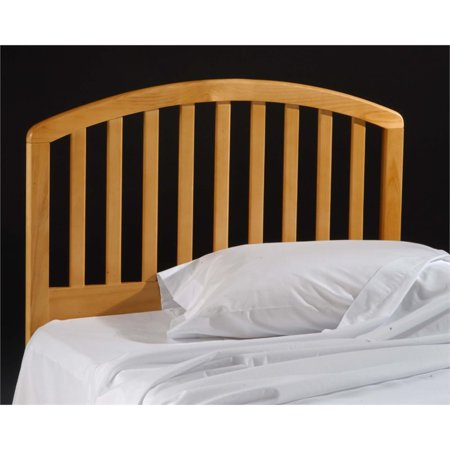 Hillsdale Carolina Full Queen Spindle Headboard in Country Pine