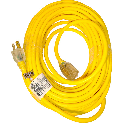Snow Joe Power Joe  14/3 Fifty Foot Extension cord with Lighted End