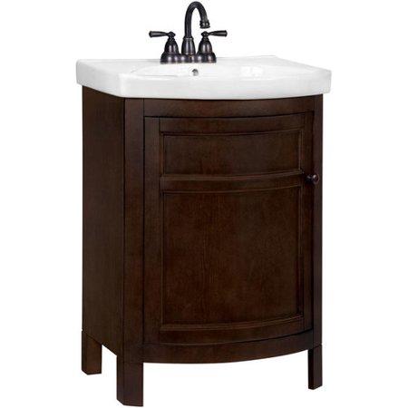 RSI Home Products Tuscan 24'' Single Bathroom Vanity Set - RSI Home Products Tuscan 24'' Single Bathroom Vanity Set - Walmart.com