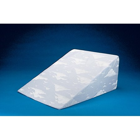 Bed Wedge - 7 with Blue Cloud Cover (Core)