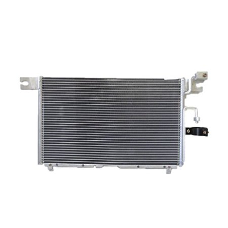 A-C Condenser - Pacific Best Inc For/Fit 3027 01-02 Isuzu