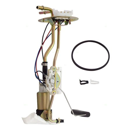 BROCK Fuel Pump with Sending Unit Assembly Replacement for 90-97 Ford Ranger Supercab & 94-97 Mazda Pickup Truck Extended Cabs F57Z 9H307 FA -