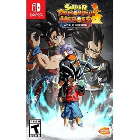 Super Dragon Ball Heroes: World Mission, Bandai Namco, Nintendo