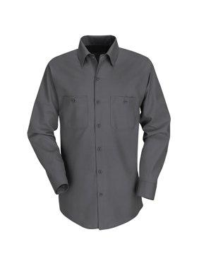 9fe43c1ed1c09 Product Image Men s Long Sleeve Industrial Work Shirt