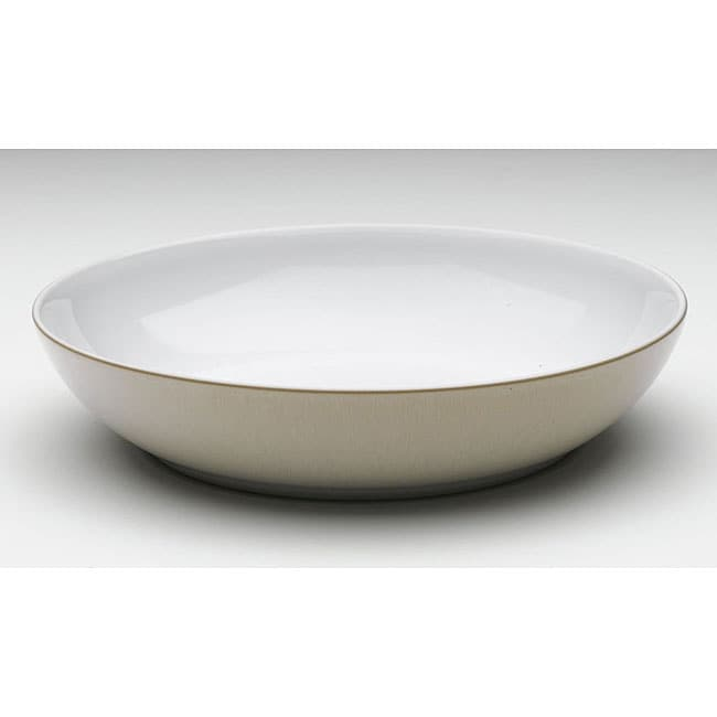 Denby Linen Individual Pasta Bowl by Overstock