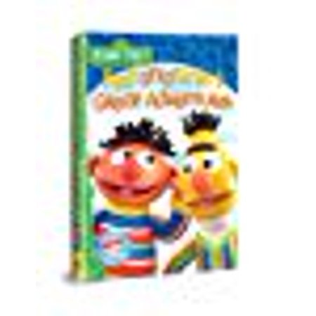 Sesame Street: Bert And Ernie's Great Adventures (Full (Sesame Street The Best Of Ernie And Bert)