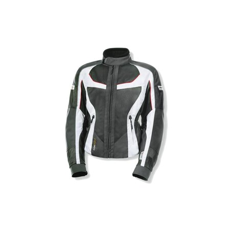 Olympia Switchback 2 Women's Mesh Tech Jacket (WJ302) Small Ivory