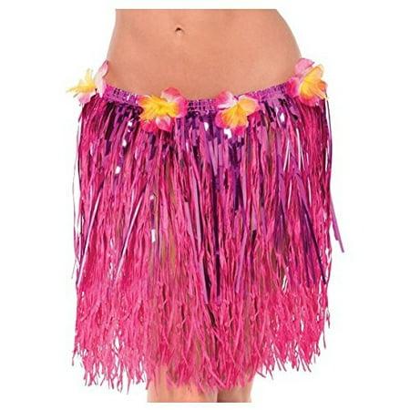 combo tinsel hula skirt adult