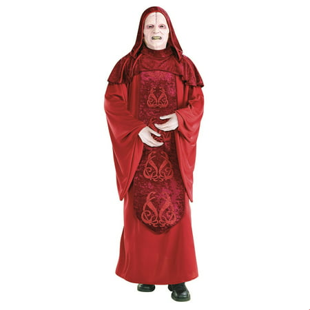 Star Wars Mens Deluxe Emperor Palpatine Costume - Horror Wholesale