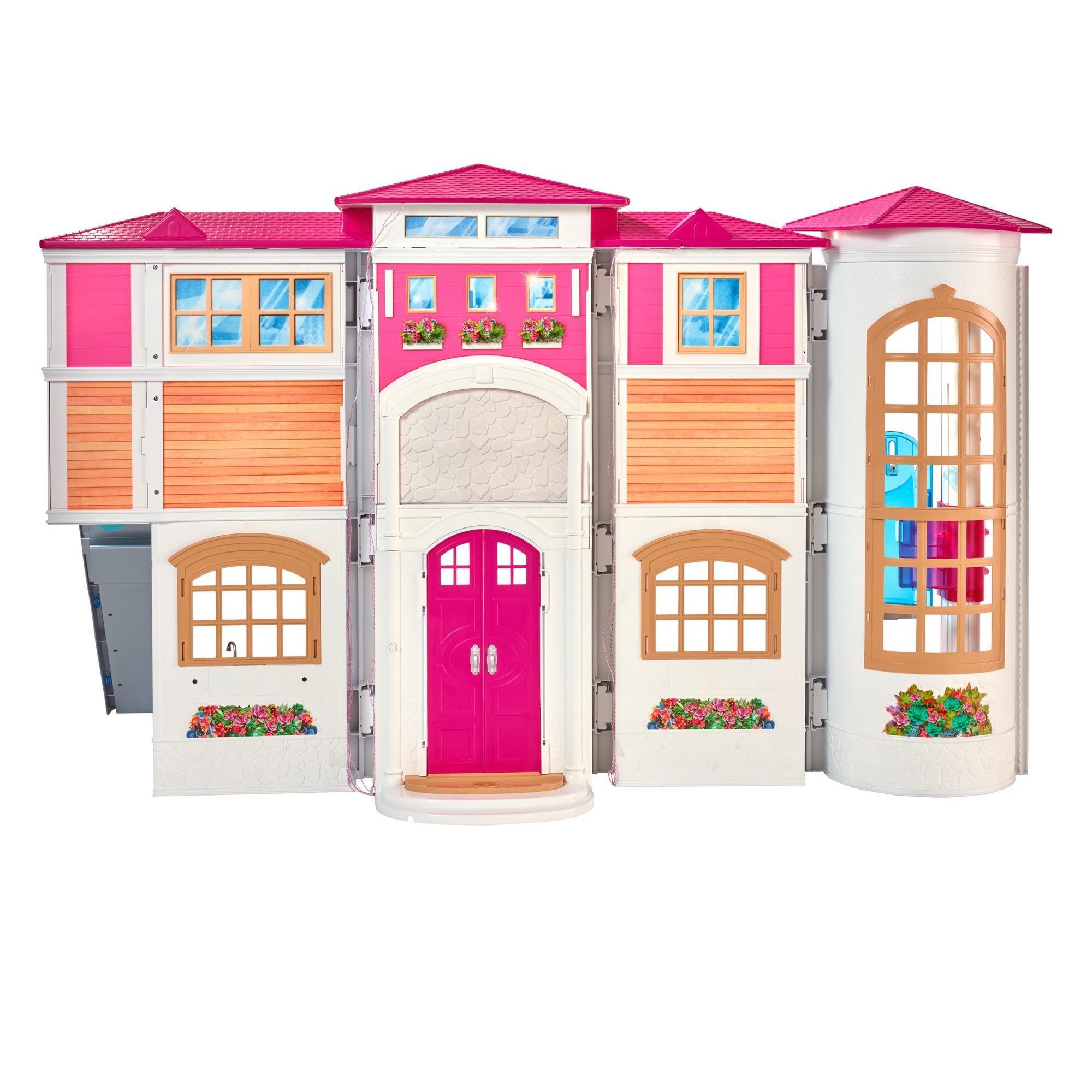 Barbie Hello Dreamhouse Rc Walmart Com
