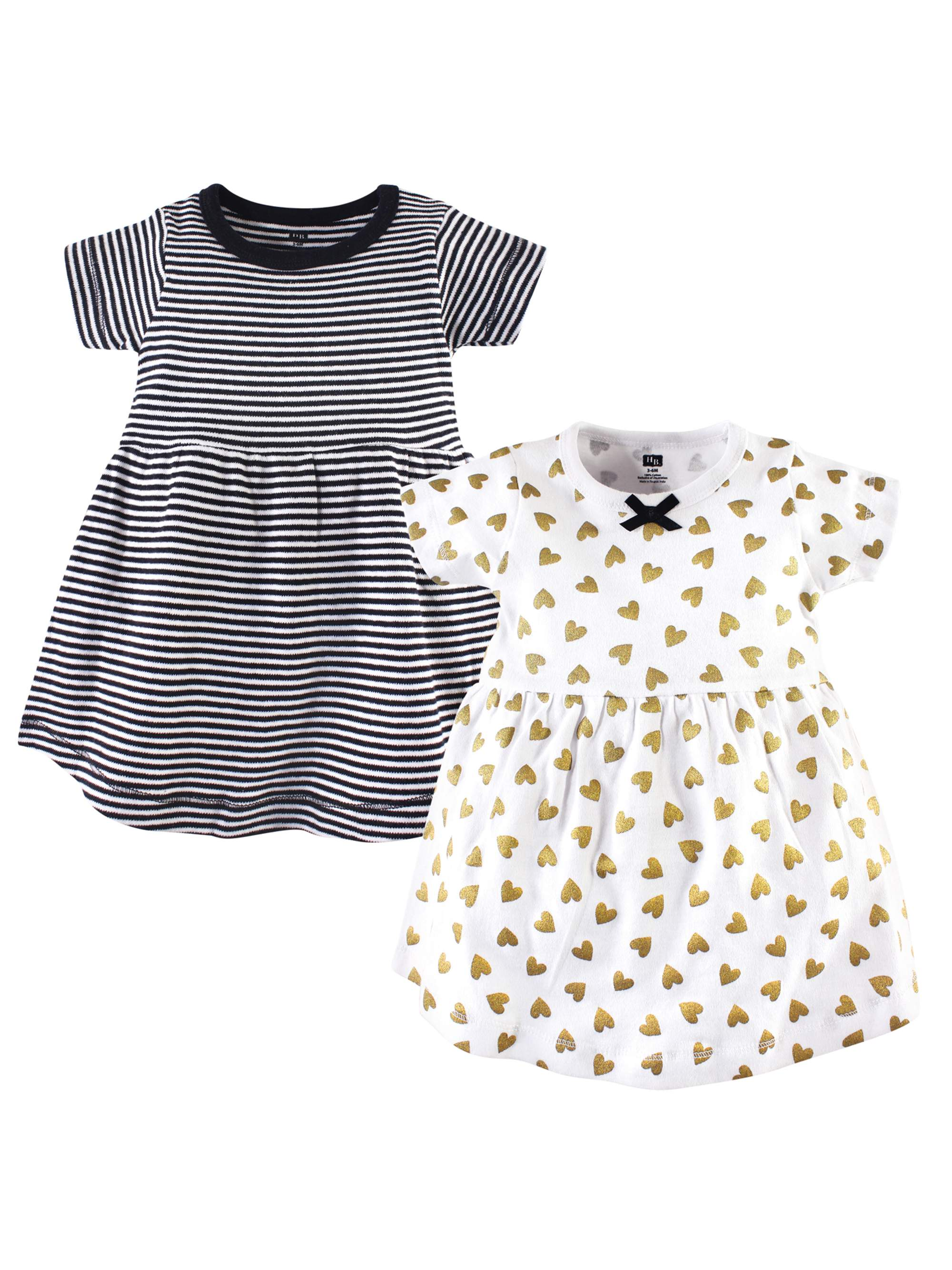 Dress 2Pk (Baby Girls)