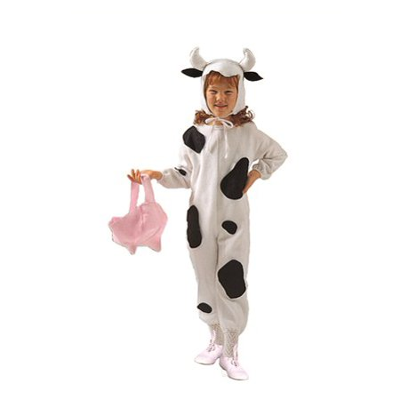 Cow Pajama Costume - Cow Costume For Men