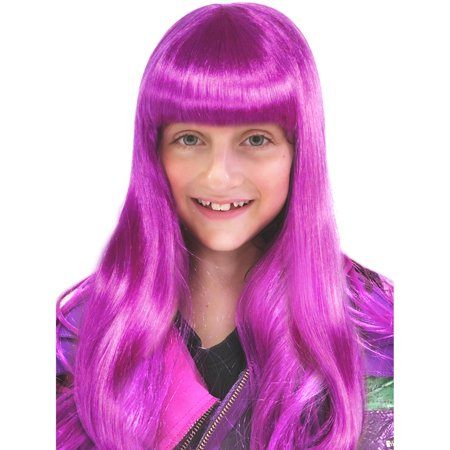 Girls Isle Princess Wig