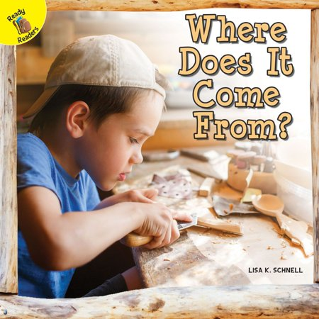 Where Does It Come From? - eBook ()