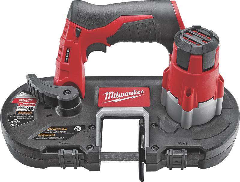 Milwaukee 2429-21XC M12 Series Cordless Band Saws, Sub-Compact, Deep Cut by Builders World Wholesale Distribution