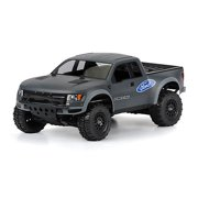 True Scale Ford F150 Raptor SVT Clear Body: SLH Multi-Colored