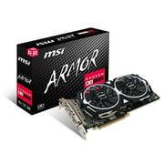 MSI Radeon RX 580 ARMOR 4G OC 4GB Graphics Card