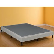 mattress solution 4 fully assembled box springfoundation for mattress twin size - Mattress Without Box Spring