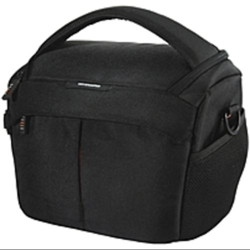 "Vanguard 2GO 25 Carrying Case for Camera - Black - Polyester - Belt Loop - 10.6"" Height x 7.5"" Width x 11.4"" Depth"