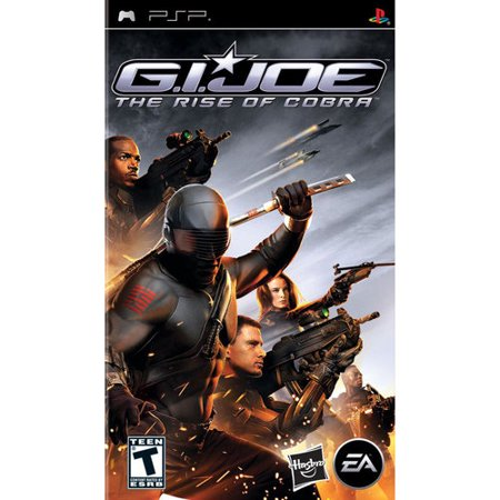 G.I. JOE The Rise of Cobra (PSP)
