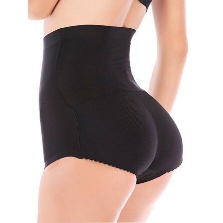 be0ea3cc564 SAYFUT - SAYFUT Women s Stretch Boyshort Panties Butt Lifter Underwear High  Waist Extra Firm Control Tummy Body Shapewear - Walmart.com