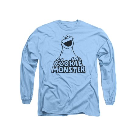 Oral sex cookie monster adult shirt