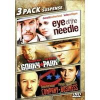 Eye of the Needle / Gorky Park / Company Business (DVD)