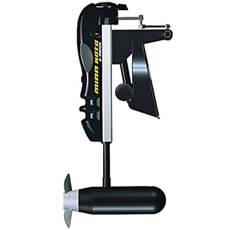 (Minn Kota E-Drive Transom Mount Electric Outboard, Shaft 20