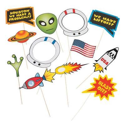 IN-13748520 Space Photo Stick Props