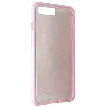 innovative design 684a9 9c324 Tech21 Evo Check Series Flexible Case for Apple iPhone 8 Plus / 7 Plus -  Pink