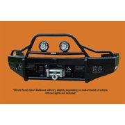 Ranch Hand BTF115BLR Sport BullNose Series Winch Ready Front Bumper